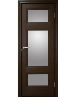 Межкомнатная дверь 4 V Дуб темный