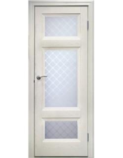 Межкомнатная дверь 4 V Туркуаз Ясень
