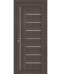 Межкомнатная дверь Light 2110-2 (X-Line) ПГ Велюр серый