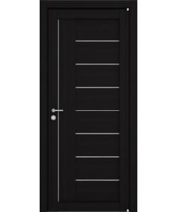 Межкомнатная дверь Light 2110-2 (X-Line) ПГ Велюр шоко