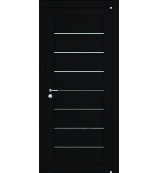 Межкомнатная дверь Light 2125 (X-Line) ПГ Велюр шоко