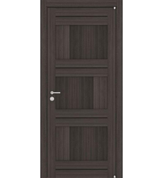 Межкомнатная дверь Light 2180-1 (X-Line) ПГ Велюр серый