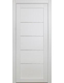 Дверь межкомнатная XL10 мираж, белый