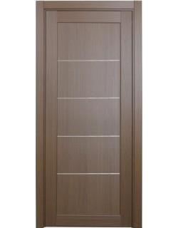 Дверь межкомнатная XL10 мираж, орех классик