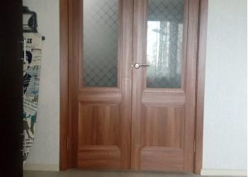 Межкомнатные двери с покрытием экошпон, модель Классика 2V  (X-Line)