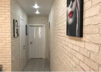 Межкомнатные двери с покрытием глянец, модель Герда (эмаль)