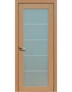Дверь Сиб-профиль La Stella 213 тиковое дерево