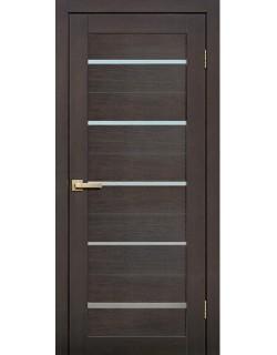 Дверь Сиб-профиль Fly Doors L-26 венге
