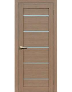 Дверь Сиб-профиль Fly Doors L-26 тиковое дерево