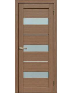 Дверь Сиб-профиль La Stella 200 тиковое дерево