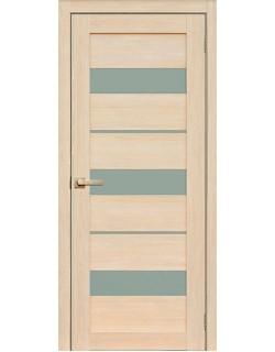 Дверь Сиб-профиль La Stella 200 ясень латте