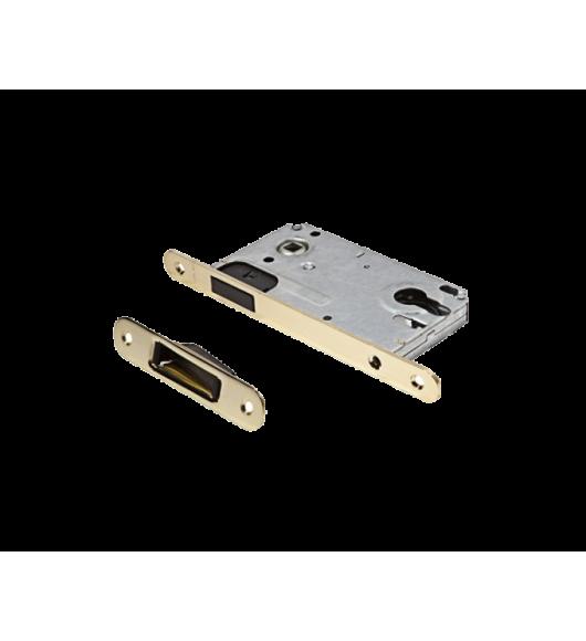2085 Золото (защелка магнитная под ключевой цилиндр)