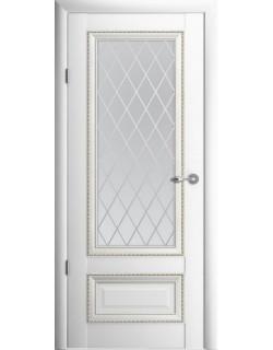 Albero Версаль-1 ПО Ромб белый