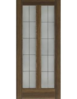 Квадро 2-5, дуб коричневый