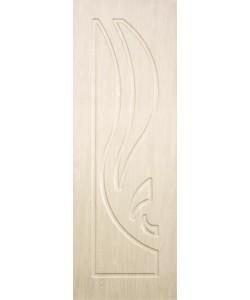 Дверь Сиб-профиль Лилия ПГ (СП) беленый дуб, венге