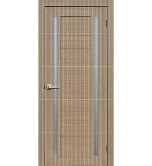 Дверь Сиб-профиль Fly Doors L-23  тиковое дерево