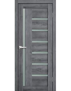 Дверь Сиб-профиль Fly Doors L-17 дуб стоунвуд