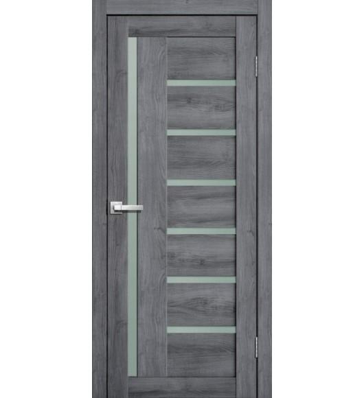 Дверь Сиб-профиль Fly Doors L-17 тиковое дерево