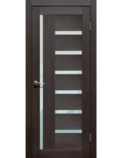 Дверь Сиб-профиль Fly Doors L-17 венге