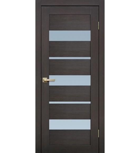 Дверь Сиб-профиль Fly Doors L-20 венге