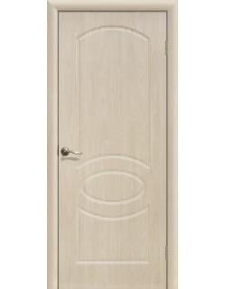 Дверь Сиб-профиль Неаполь ПВХ беленый дуб ПГ