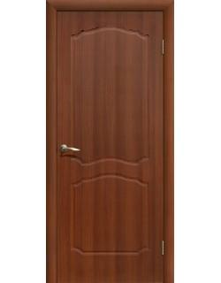 Дверь Сиб-профиль Классика ПВХ итальянский орех ПГ