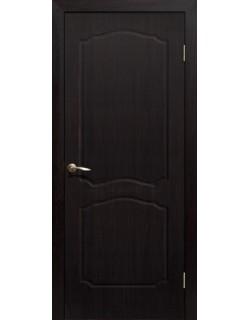Дверь Сиб-профиль Классика ПВХ венге ПГ