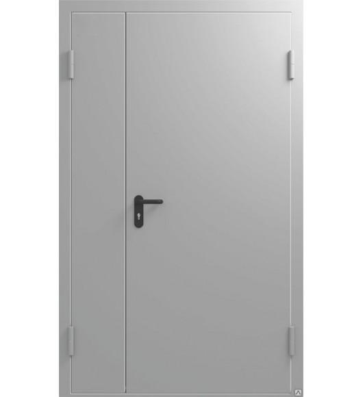 Дверь противопожарная ДП-2-60 (размер: 2050/1250)