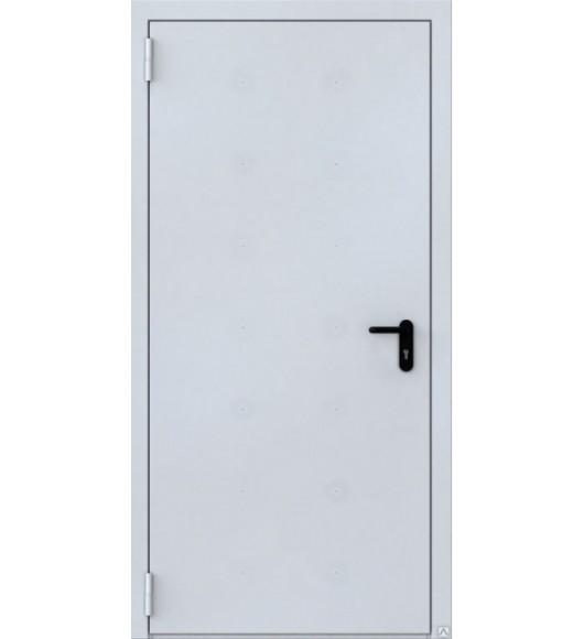 Противопожарная дверь  ДП-1-60 (размер: 2050/950)