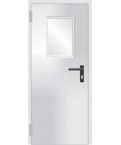 Противопожарная дверь остекленная (любые размеры)