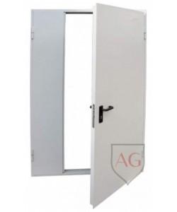 Противопожарная дверь двустворчатая (индвивид. размер)