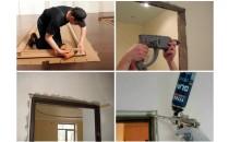 Как самостоятельно установить межкомнатные двери?
