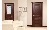 Что такое шпон или шпонированные межкомнатные двери?
