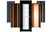 Виды межкомнатных дверей и варианты их отделки