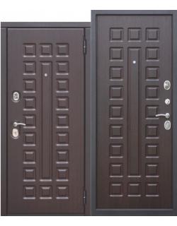 Входная дверь МОНАРХ -венге