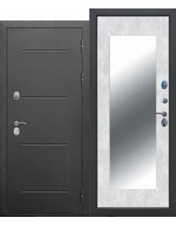 ISOTERMA букле черный зеркало MAXI