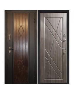 Входная дверь Алмаз Пегас Палисандр