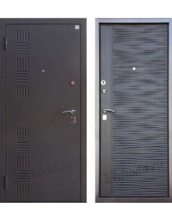 Входная дверь Алмаз Топаз 2 Шиншилла