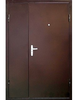 Дверь двустворчатая Аргус (размер 1200х2050 мм)