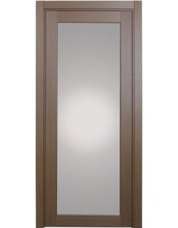 Межкомнатная дверь XL07 (X-Line) орех классик